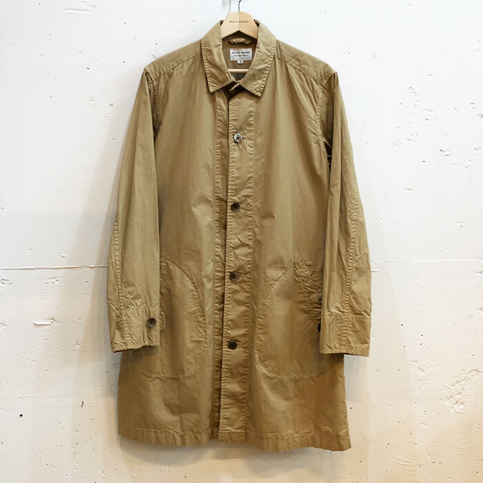 MA-J-002 Typewriter shirt Coat